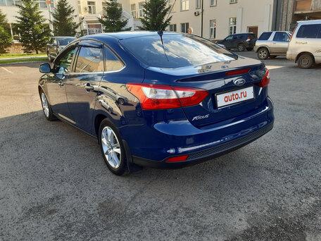 Купить Ford Focus пробег 140 000.00 км 2011 год выпуска
