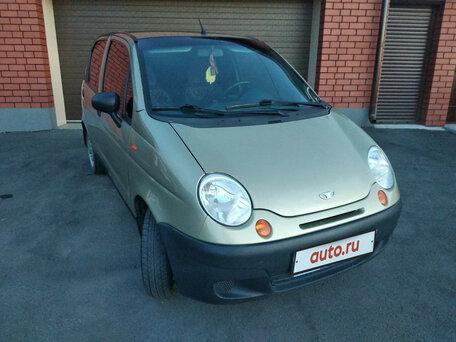 Купить Daewoo Matiz пробег 98 000.00 км 2008 год выпуска