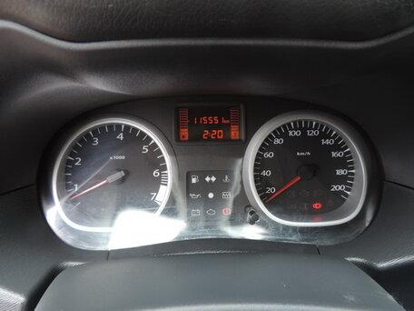 Купить Renault Duster пробег 115 500.00 км 2013 год выпуска