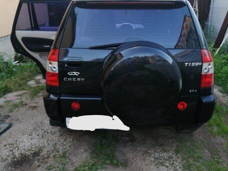 Купить Chery Tiggo (T11) пробег 105 000.00 км 2008 год выпуска