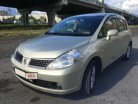 Купить Nissan Tiida пробег 116 200.00 км 2005 год выпуска