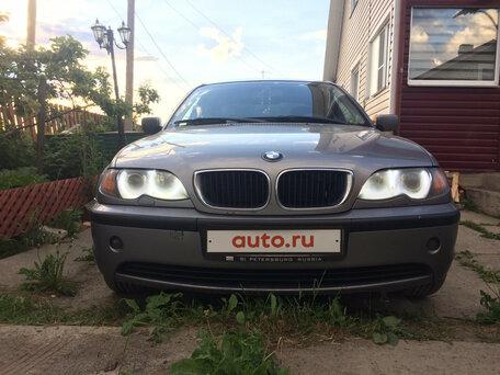 Купить BMW 3 серия пробег 242 000.00 км 2004 год выпуска