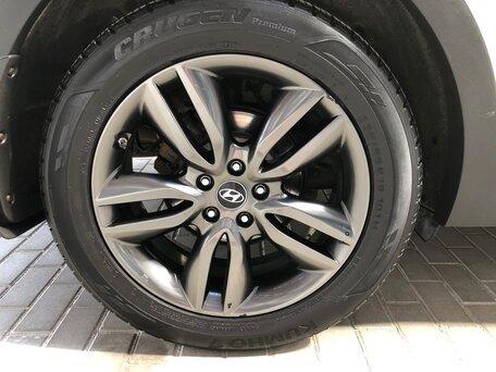 Купить Hyundai Santa Fe пробег 121 000.00 км 2013 год выпуска