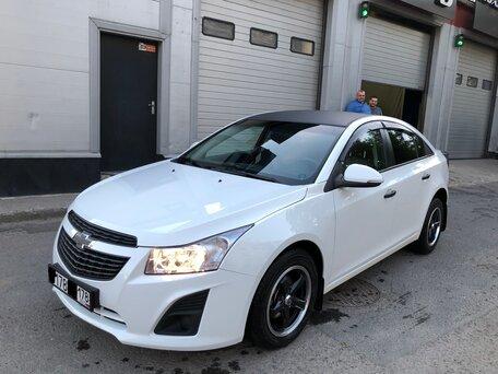 Купить Chevrolet Cruze пробег 4 919.00 км 2014 год выпуска