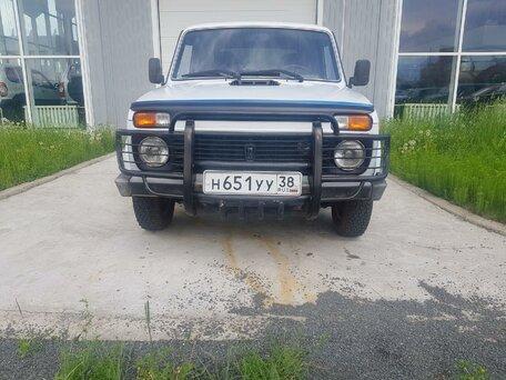 Купить ЛАДА (ВАЗ) 2121 (4x4) пробег 120 000.00 км 2006 год выпуска