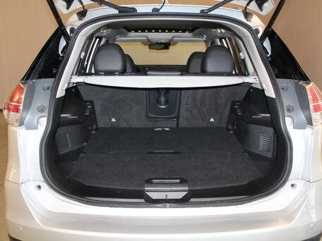 Купить Nissan X-Trail пробег 13 495.00 км 2018 год выпуска