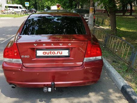 Купить Volvo S60 пробег 140 000.00 км 2008 год выпуска