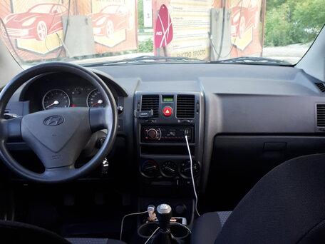 Купить Hyundai Getz пробег 118 500.00 км 2008 год выпуска