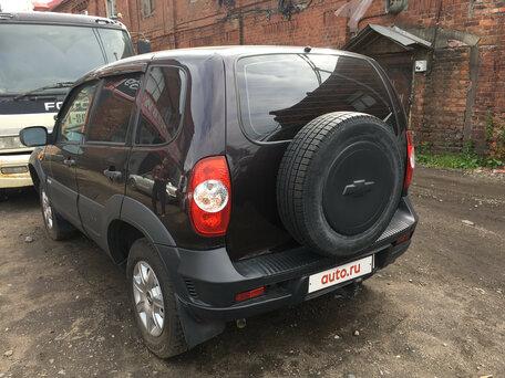 Купить Chevrolet Niva пробег 70 700.00 км 2012 год выпуска