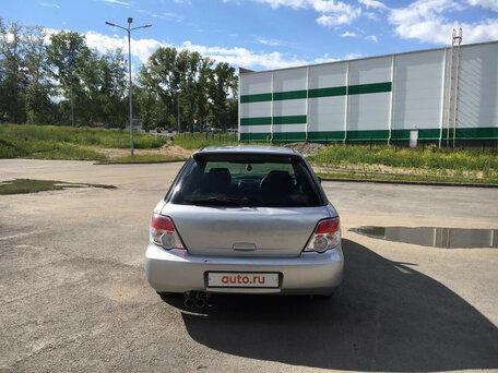 Купить Subaru Impreza пробег 270 000.00 км 2001 год выпуска