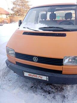 Купить фольксваген транспортер в омске с пробегом заводского конвейера сошел 1 автомобиль новой модели производства