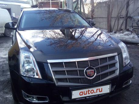 Купить Cadillac CTS пробег 132 000.00 км 2008 год выпуска
