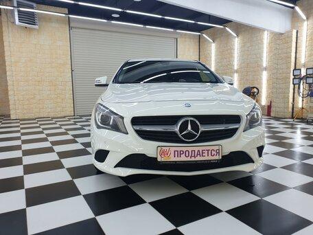 Купить Mercedes-Benz CLA-klasse пробег 105 614.00 км 2013 год выпуска