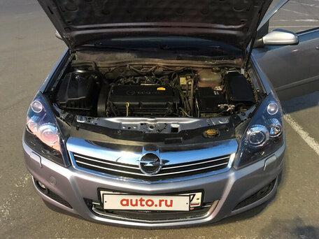 Купить Opel Astra пробег 204 000.00 км 2008 год выпуска