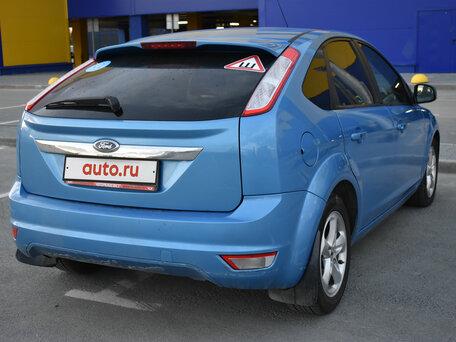 Купить Ford Focus пробег 192 240.00 км 2008 год выпуска