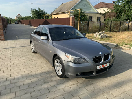Купить BMW 5 серия пробег 214 000.00 км 2005 год выпуска
