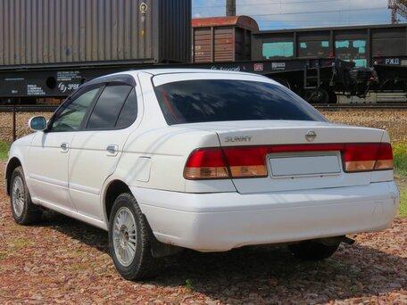 Купить Nissan Sunny пробег 84 000.00 км 2003 год выпуска