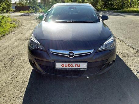 Купить Opel Astra пробег 127 900.00 км 2012 год выпуска