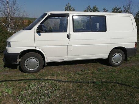 Купить фольксваген транспортер 1997 прицепное для транспортера т5