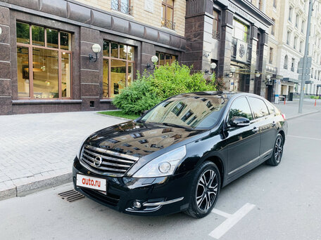 Автосалон в москве ниссан теана снять автосалон в москве