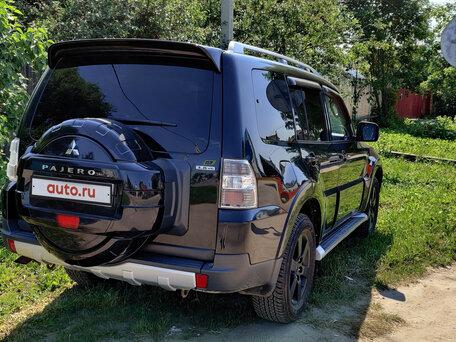 Автосалоны митсубиси паджеро в москве база машин в залоге
