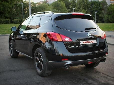 Купить Nissan Murano пробег 127 000.00 км 2011 год выпуска