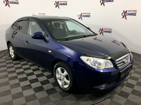 Купить Hyundai Elantra пробег 134 000.00 км 2008 год выпуска