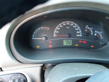 Купить ЛАДА (ВАЗ) Kalina пробег 191 000.00 км 2006 год выпуска