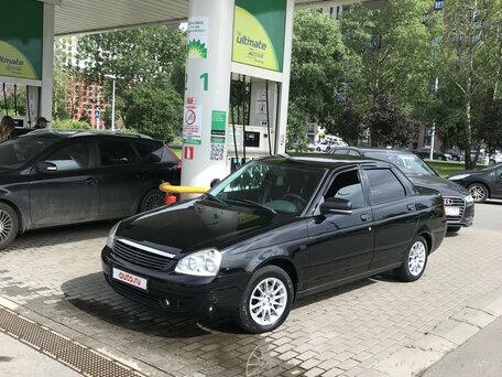 Бу приора в москве автосалон supra в автосалонах москвы