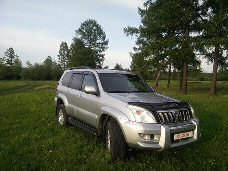 Купить Toyota Land Cruiser Prado пробег 200 800.00 км 2004 год выпуска