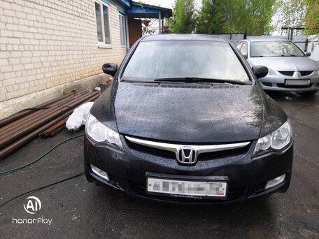 Купить Honda Civic пробег 220 000.00 км 2007 год выпуска
