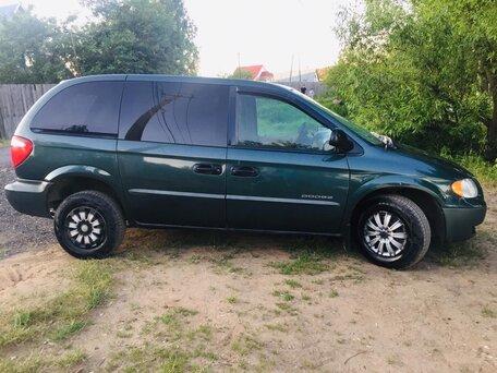 Купить Dodge Caravan пробег 270 000.00 км 2003 год выпуска