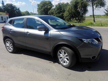 Купить Nissan Qashqai пробег 46 800.00 км 2015 год выпуска