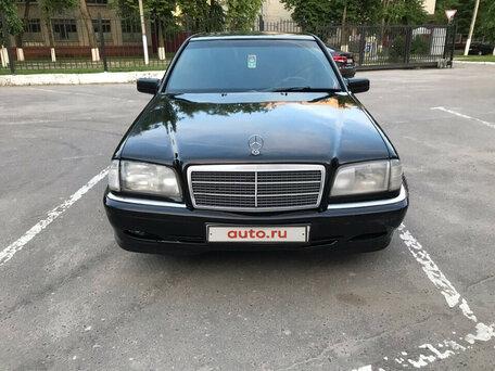 Купить Mercedes-Benz C-klasse пробег 400 000.00 км 1995 год выпуска