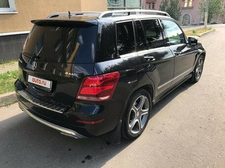 Купить Mercedes-Benz GLK-klasse пробег 225 000.00 км 2013 год выпуска