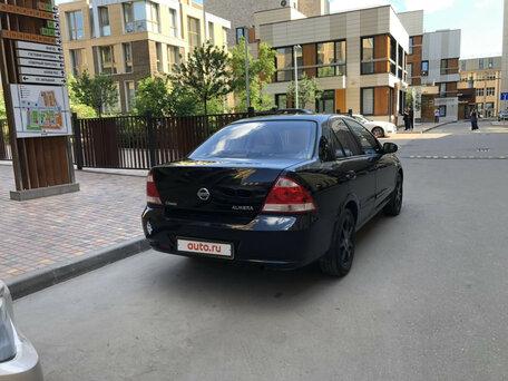 Купить Nissan Almera Classic пробег 155 000.00 км 2008 год выпуска