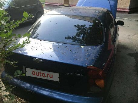 Купить Chevrolet Lanos пробег 165 000.00 км 2006 год выпуска