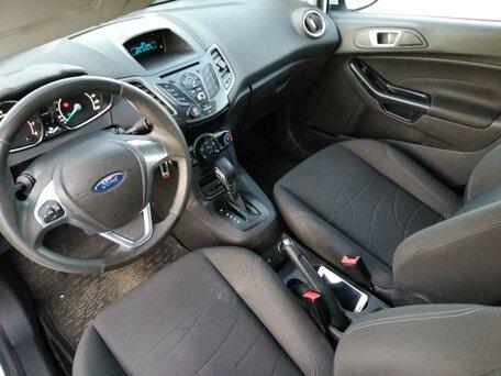 Купить Ford Fiesta пробег 60 000.00 км 2015 год выпуска