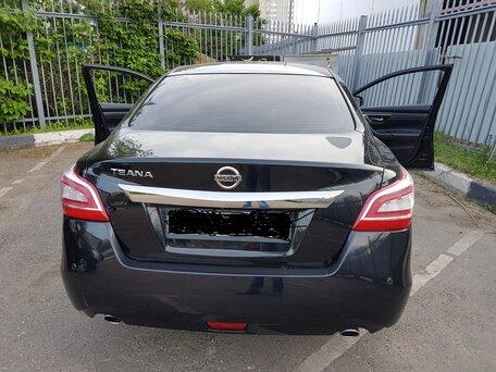 Купить Nissan Teana пробег 77 000.00 км 2014 год выпуска