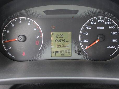 Купить ЛАДА (ВАЗ) Гранта пробег 124 829.00 км 2013 год выпуска