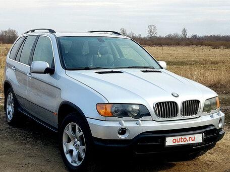 Купить BMW X5 пробег 290 000.00 км 2001 год выпуска