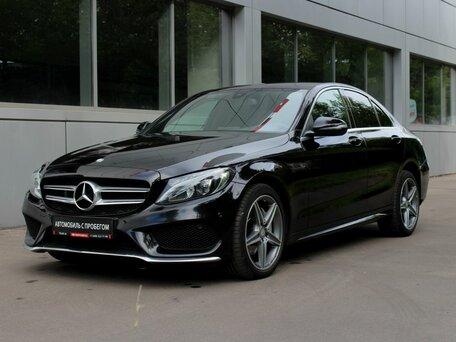 Купить Mercedes-Benz C-klasse пробег 66 876.00 км 2017 год выпуска