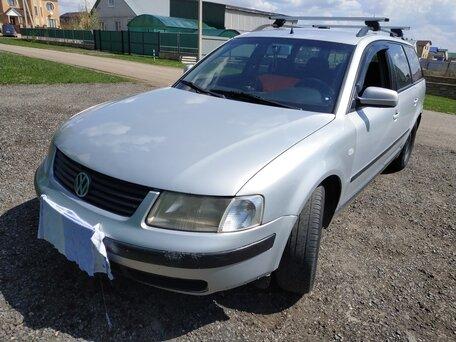 Купить Volkswagen Passat пробег 440 000.00 км 2000 год выпуска