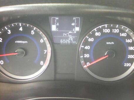 Купить Hyundai Solaris пробег 60 200.00 км 2016 год выпуска