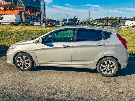 Купить Hyundai Solaris пробег 53 000.00 км 2014 год выпуска