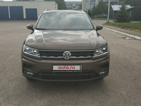 Купить Volkswagen Tiguan пробег 33 000.00 км 2018 год выпуска