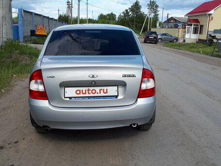 Купить ЛАДА (ВАЗ) Kalina пробег 93 000.00 км 2010 год выпуска