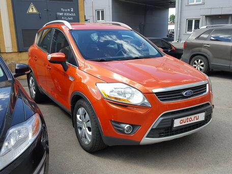 Купить Ford Kuga пробег 168 000.00 км 2010 год выпуска