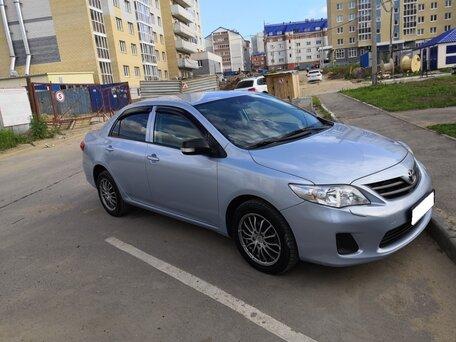 Купить Toyota Corolla пробег 117 500.00 км 2010 год выпуска
