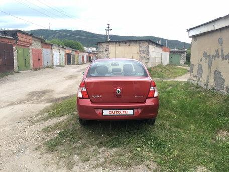 Купить Renault Symbol пробег 166 750.00 км 2007 год выпуска